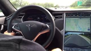 Tesla Model S P85D Test Drive - Insane Mode