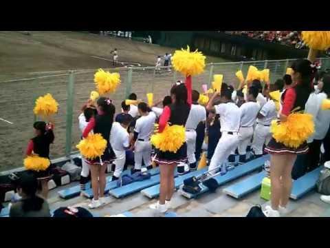 享栄 応援 We are KYOEI アゲアゲホイホイ 他 2016年 秋季 愛知県大会 準決勝