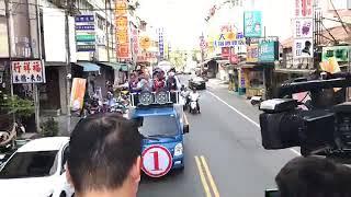 韓國瑜至大寮成功黃昏市場掃街拜票