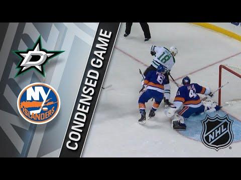 12/13/17 Condensed Game: Stars @ Islanders