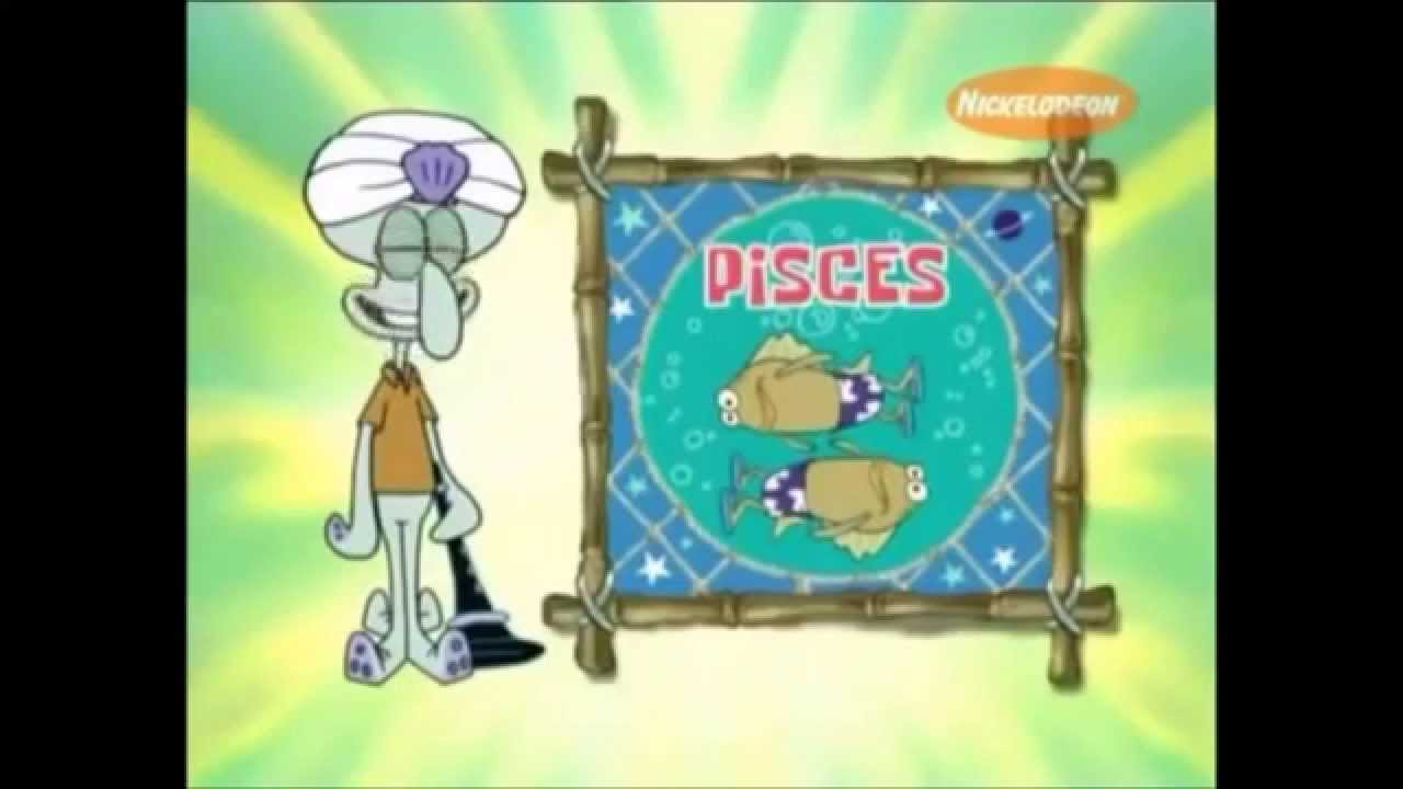 Astrology with Squidward
