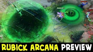 RUBICK ARCANA preview — BEST ARCANA in Dota