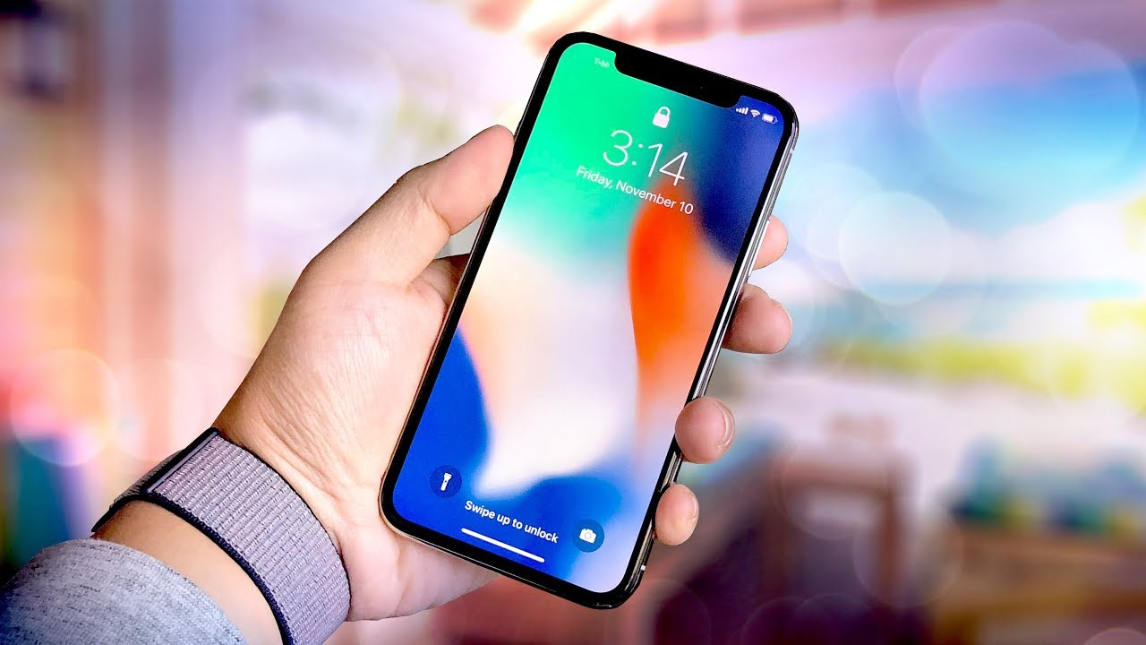 The notch will totally be worth it if iPhones eventually look like this