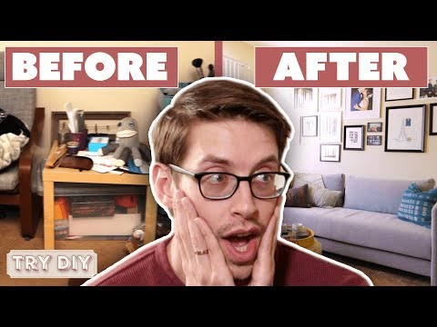 Keith & Becky鈥檚 $3,000 Junk Room Makeover 鈥� Try DIY