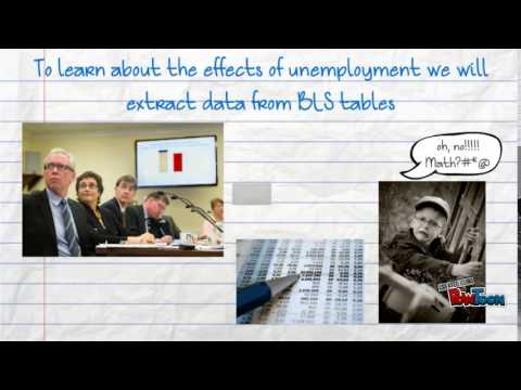The Ripple Effects of Unemployment