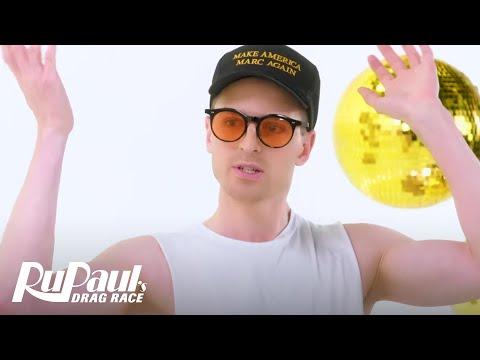 Whatcha Packin: Milk  Season 3 Episode 3  RuPaul's Drag Race All Stars 3