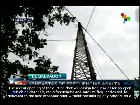 El Salvador: Community media oppose to public media auction