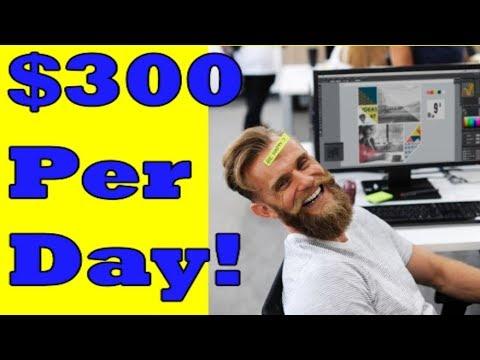 how-to-make-money-online-|-earn-$300-per-day|-for-beginners-(2019)