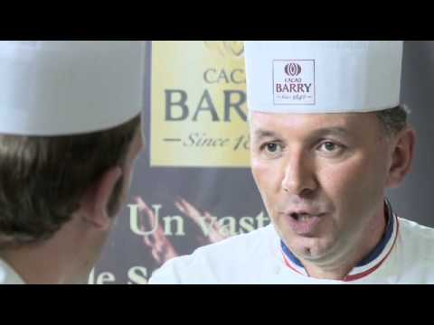 Crystallization of Chocolate presented by Philippe Bertrand MOF and Martin DIEZ