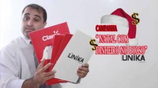 COMUNICADO UNIKA TELECOM - CAMPANHA NATAL COM DINHEIRO NO BOLSO