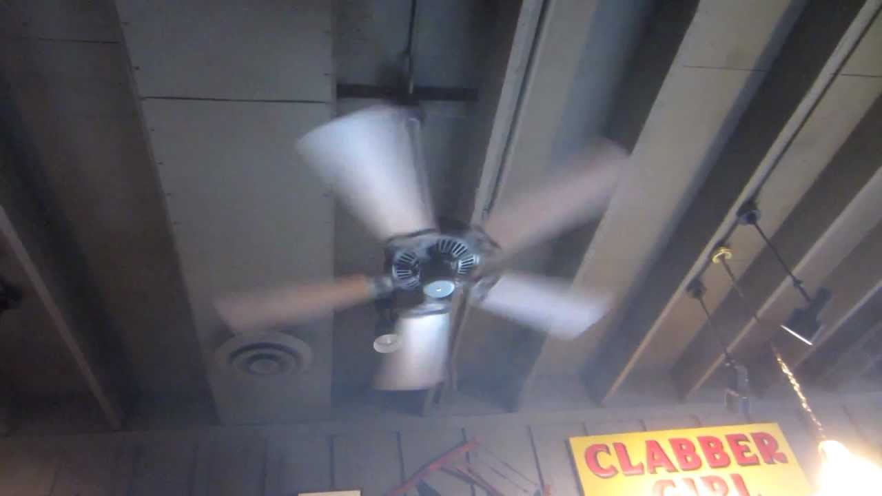 "52"" Craftmade Outdoor Patio Fan and CXL ceiling fans"