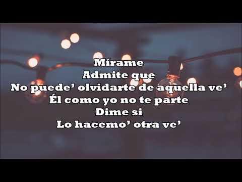 Nio Garcia Rauw Alejandro Lenny Tavarez - Mirame Letra