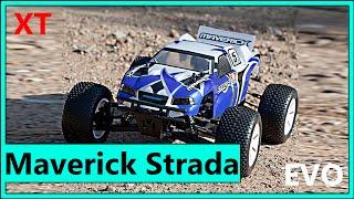 Maverick Strada XT Evo - покупка і установка БК