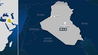 Dozens killed in airstrikes on ISIL-held town in Iraq