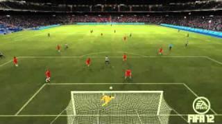 Pallonetto Vucinic - Fifa 12