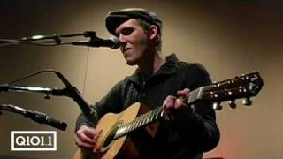 "Brian Fallon of Gaslight Anthem performs ""Here"