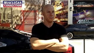 Fast and Furious 7 Mopars Sneak Peek 1969 Charger 4x4 1971 Plymouth Barracuda 1970 Roadrrunner