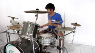 Dream Theater - Enigma Machine (Drum Cover) mfitraa