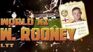 Kênh LTT   Review Wayne Rooney WB - FIFA Online 3