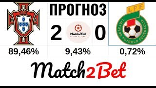 Португалия Литва Прогноз На Футбол Евро 2020 Отбор