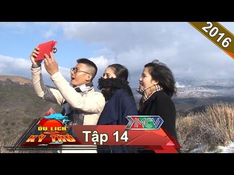 DU LỊCH KỲ THÚ | Tập 14 FULL | Thịt ngựa sống nơi núi lửa Aso mịt mù | 060216