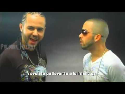 Yandel ft. Tony Dize - Permitame (Video Oficial Con Letra) (Remix) (LEGACY 2015) [Full HD]