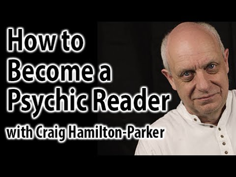 How to Become a Psychic Reader - First Steps for the Beginner.