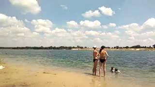 Днепродзержинск, Голубое озеро (коса)(, 2016-06-27T19:57:04.000Z)
