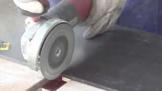 Brusno-řezný kotouč STL125GF na obklady, dlažbu a kámen