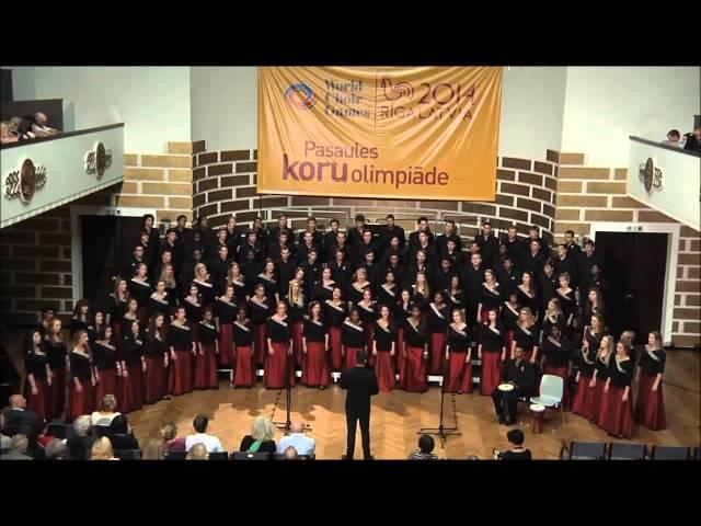 Stellenbosch University Choir (USK)  - Indodana