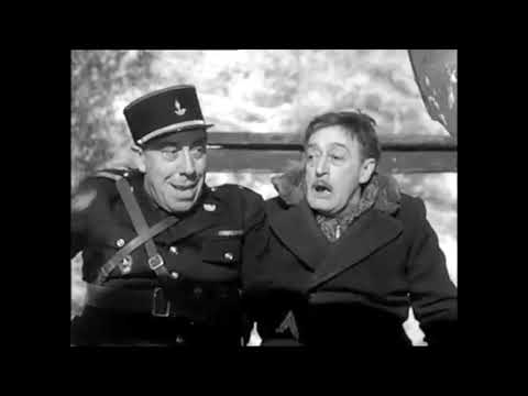 Toto & Fernandel - The Law Is The Law (subtitles) - 1958