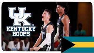 KENTUCKY VS BAHAMAS NATIONAL TEAM - FULL GAME HIGHLIGHTS - KENTUCKY HIGHLIGHTS ONLY