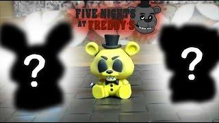 Five Nights at freddy's - Іграшки сюрприз ФНАФ - П'ять Ночей З Фредді - Mystery Minis (4/4)