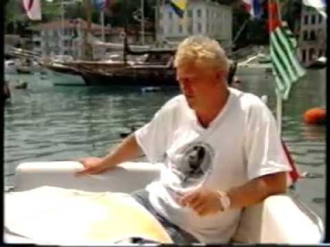 Budapest _ISTANBUL hajóval, 1998.