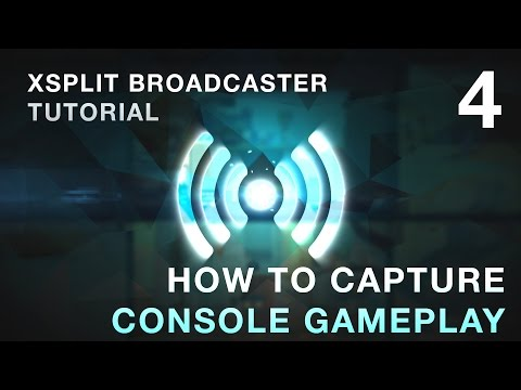 4 How to Capture console gameplay