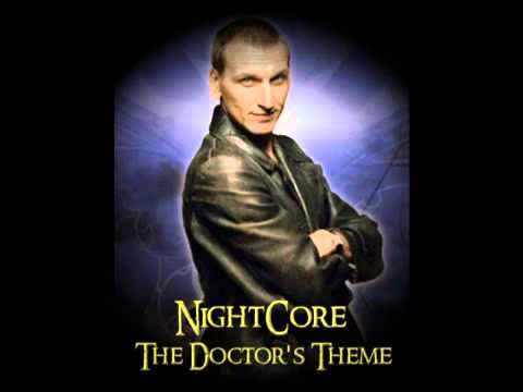 The 9th Doctors Theme Nightcore
