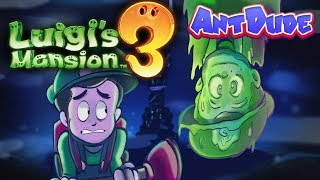 Luigi's Mansion 3 | Spooky And Gooey - AntDude