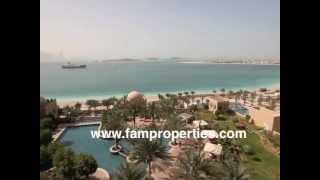 Palm Jumeirah Dubai, Fairmont Residences ; Apartments For Rent