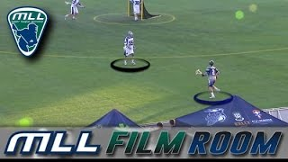 MLL Film Room: Brendan Mundorf vs Chad Wiedmaier