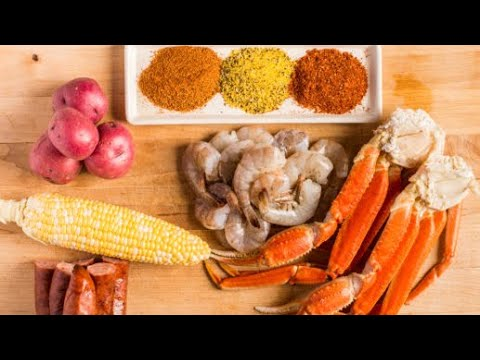 Copy Kat Hot N' Juicy In Bag Oven Seafood Boil |Mukbang Prep|