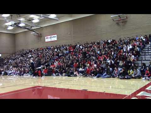 Antelope High School Assembly