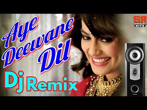 Dj Mix | Aye Deewane Dil Kardi Kya Mushkil | Old Hindi Dj Remix Song | Dholki Mix | ShriSant Ritz |