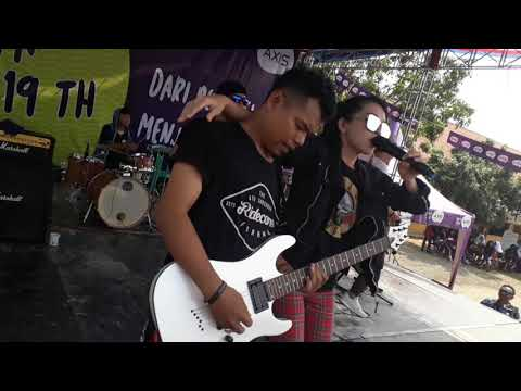 BERAKSI - KOTAK. Cover by NAFA BAND ft Nurul al Fath (Eks. Dewi2 RCM)