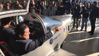 El  avión mexicano Halcón 1 se fabricara en Guanajuato HD