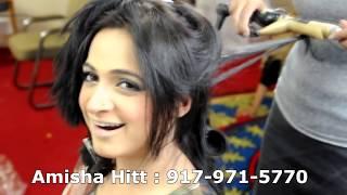 Noor Bukhari Hair by Amisha Kiri Hitt Thumbnail
