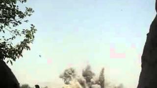 HIMARS Missile Impact On Taliban Position Afghanistan thumbnail