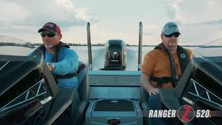 Ranger Z520L Comanche On Water Footage