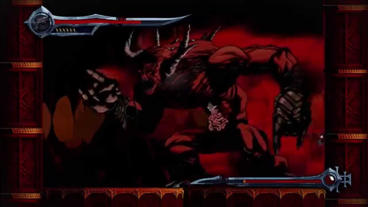 Bloodrayne Betrayal All Bosses Youtube