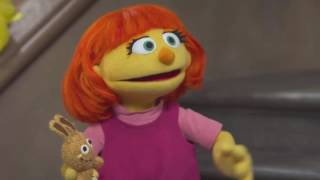'Sesame Street' introduces first character with autism on '60 Minutes'