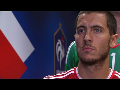 Eden Hazard vs France (Away) 14-15 HD 720p By EdenHazard10i